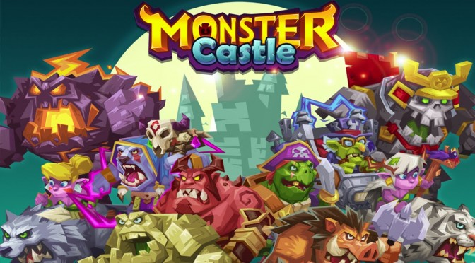 Monster Castle для Android и iOs